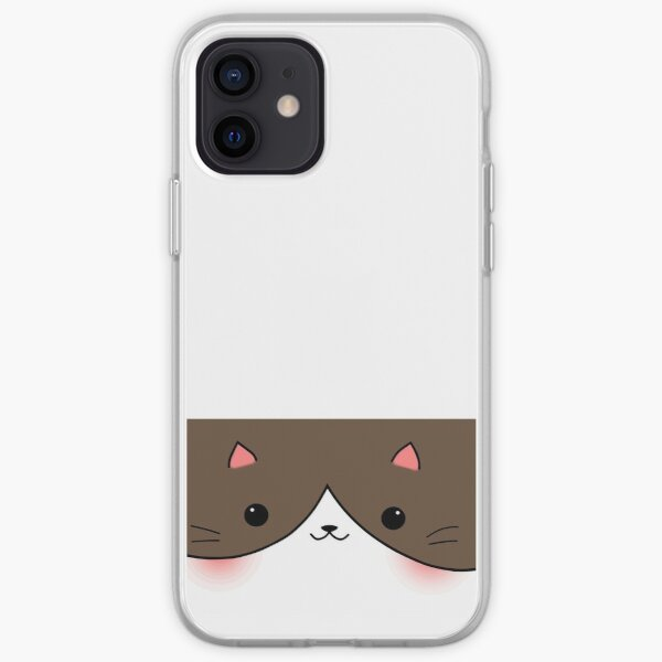 Aphmau Mascot cat Johnny iPhone Soft Case RB0907 product Offical Aphmau Merch