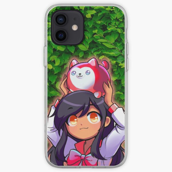 Cute Aphmau  iPhone Soft Case RB0907 product Offical Aphmau Merch