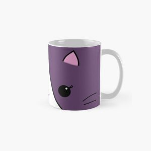 Aphmau cat pink and purple Classic Mug RB0907 product Offical Aphmau Merch