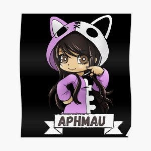 Aphmau  Poster RB0907 product Offical Aphmau Merch
