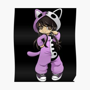 Aphmau Gaming Poster RB0907 product Offical Aphmau Merch
