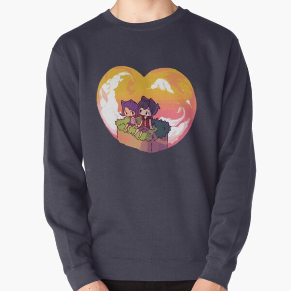 Aphmau and Aaron in love Pullover Sweatshirt RB0907 product Offical Aphmau Merch