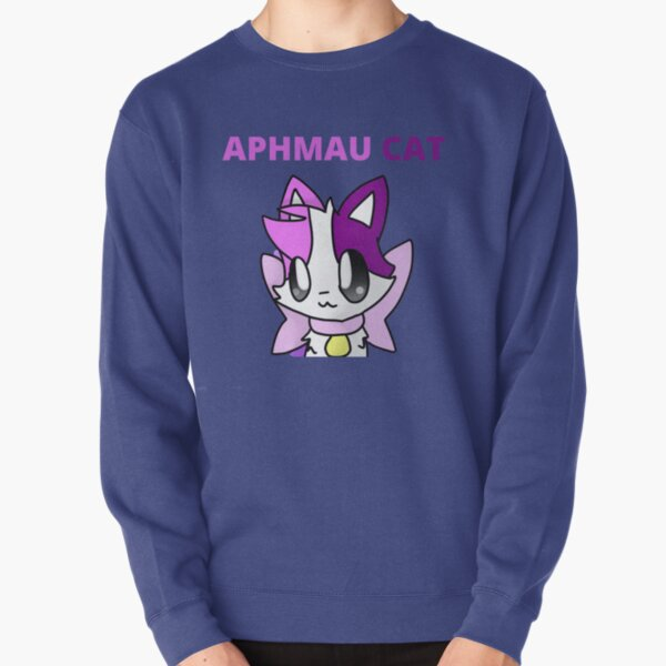 Aphmau Cat Pullover Sweatshirt RB0907 product Offical Aphmau Merch