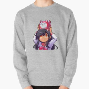 Cute Aphmau Red Pullover Sweatshirt RB0907 product Offical Aphmau Merch