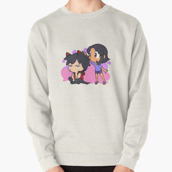 Aphmau and Aaron Funny Pullover Sweatshirt RB0907 product Offical Aphmau Merch
