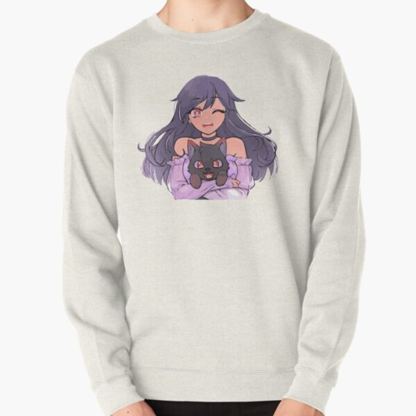 Aphmau with Dog Pullover Sweatshirt RB0907 product Offical Aphmau Merch