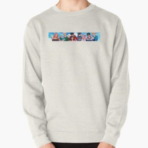 Aphmau and Friends Pullover Sweatshirt RB0907 product Offical Aphmau Merch