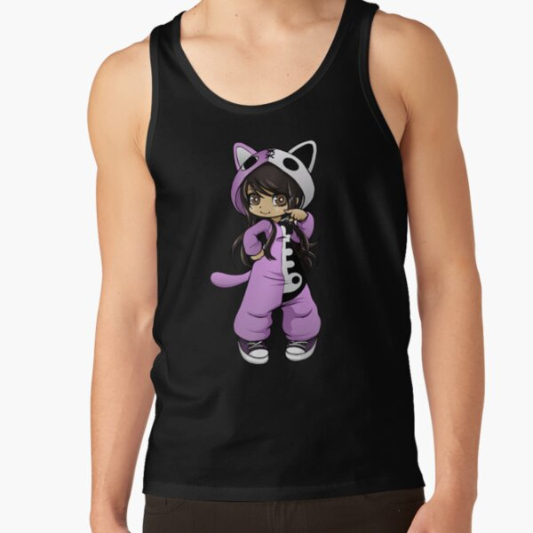 Aphmau Gaming Tank Top RB0907 product Offical Aphmau Merch