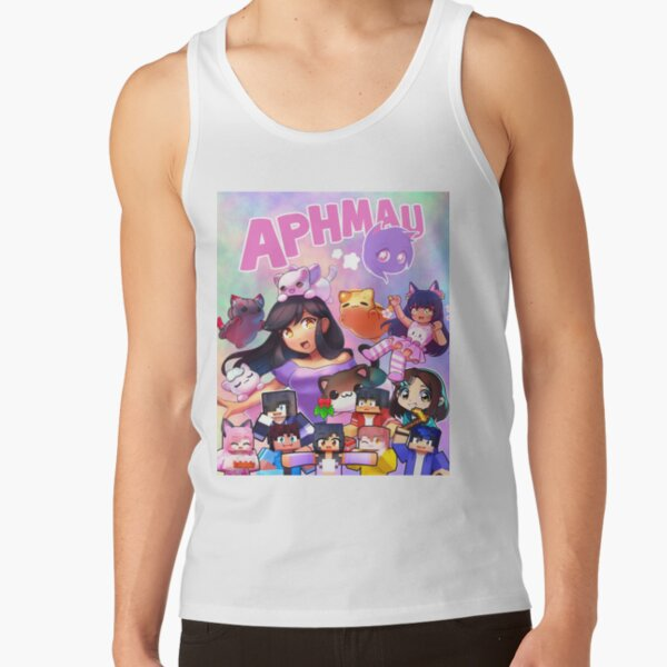 Aphmau Art Tank Top RB0907 product Offical Aphmau Merch