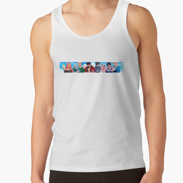 Aphmau and Friends Tank Top RB0907 product Offical Aphmau Merch