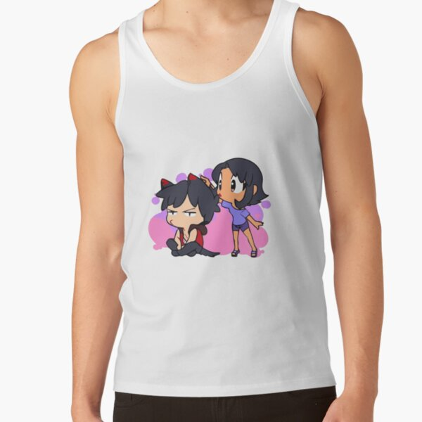 Aphmau and Aaron Funny Tank Top RB0907 product Offical Aphmau Merch