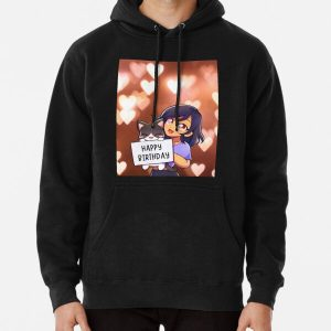 Aphmau Happy Birthday Gift Pullover Hoodie RB0907 product Offical Aphmau Merch