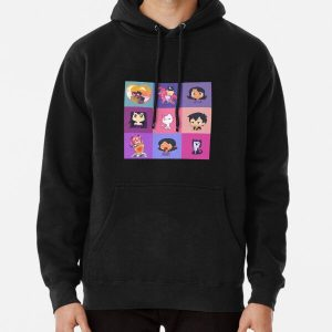 Aphmau Collection Mosaik Aaron, Zane, Kawaii chan Pullover Hoodie RB0907 product Offical Aphmau Merch