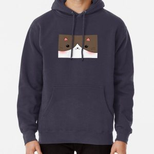 Aphmau Mascot cat Johnny Pullover Hoodie RB0907 product Offical Aphmau Merch