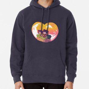Aphmau and Aaron in love Pullover Hoodie RB0907 product Offical Aphmau Merch