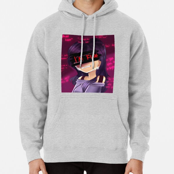 Aphmau I'm Fine Pullover Hoodie RB0907 product Offical Aphmau Merch