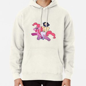 Zane Aphmau on Pink Pony Pullover Hoodie RB0907 product Offical Aphmau Merch