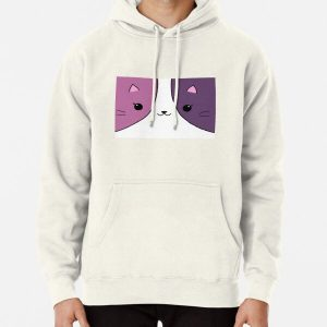 Aphmau cat pink and purple Pullover Hoodie RB0907 product Offical Aphmau Merch