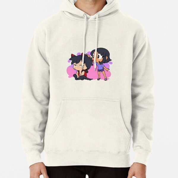 Aphmau and Aaron Funny Pullover Hoodie RB0907 product Offical Aphmau Merch