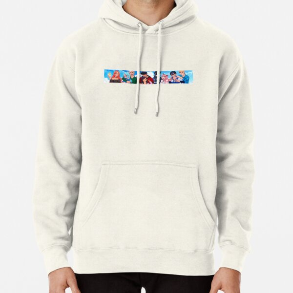 Aphmau and Friends Pullover Hoodie RB0907 product Offical Aphmau Merch
