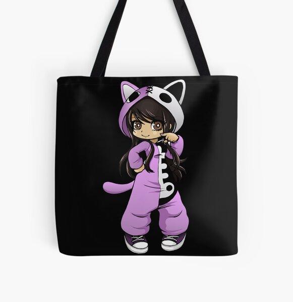 Aphmau Gaming design logo All Over Print Tote Bag RB0907 product Offical Aphmau Merch