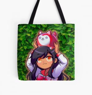 Cute Aphmau  All Over Print Tote Bag RB0907 product Offical Aphmau Merch