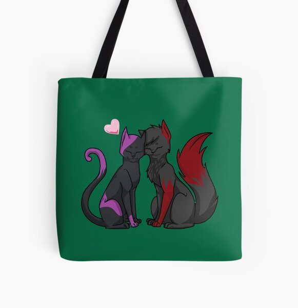 Women Aarmau As Cats for Aphmau Hoodie Casual All Over Print Tote Bag RB0907 product Offical Aphmau Merch