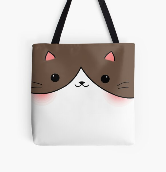 Aphmau Mascot cat Johnny All Over Print Tote Bag RB0907 product Offical Aphmau Merch