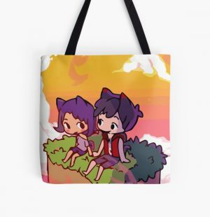 Aphmau and Aaron in love All Over Print Tote Bag RB0907 product Offical Aphmau Merch