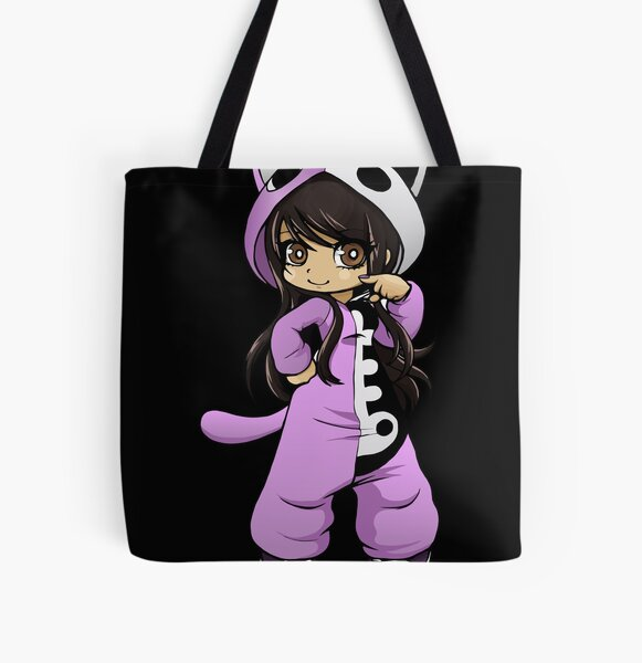 Aphmau Gaming All Over Print Tote Bag RB0907 product Offical Aphmau Merch
