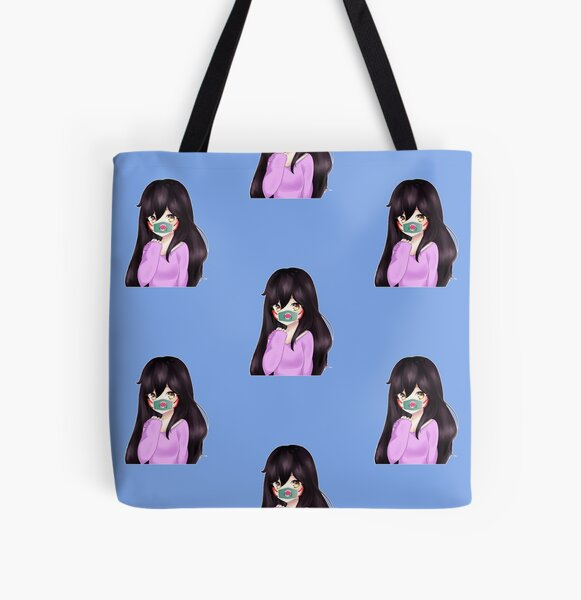 Aphmau kids - funny All Over Print Tote Bag RB0907 product Offical Aphmau Merch
