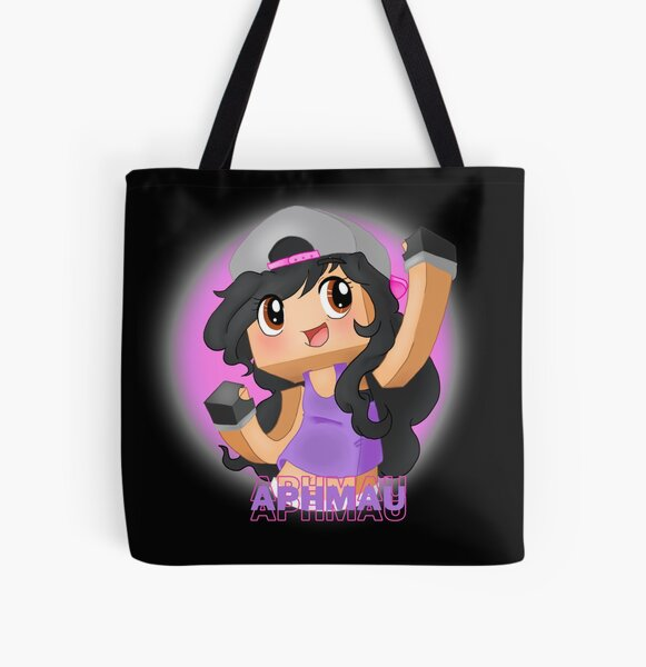 Aphmau kids, funny Kids  All Over Print Tote Bag RB0907 product Offical Aphmau Merch