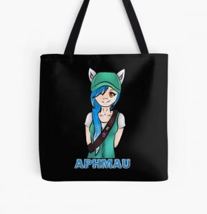 Aphmau kids, funny Kids,03 All Over Print Tote Bag RB0907 product Offical Aphmau Merch