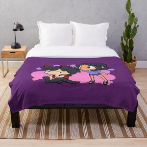 Aphmau and Aaron Funny Throw Blanket RB0907 product Offical Aphmau Merch