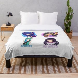 Aphmau kids, funny Kids,07 Throw Blanket RB0907 product Offical Aphmau Merch