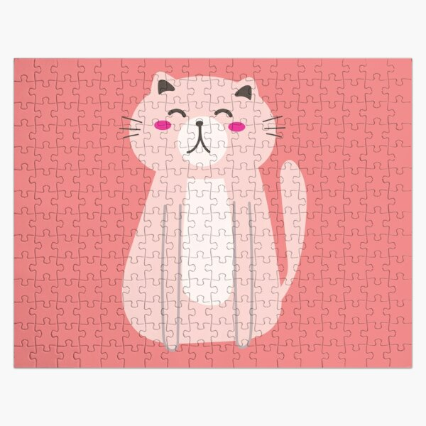 You did well old Aphmau cat  Jigsaw Puzzle RB0907 product Offical Aphmau Merch