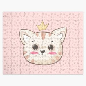 Queen Aphmau cat  Jigsaw Puzzle RB0907 product Offical Aphmau Merch