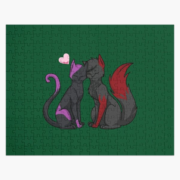 Women Aarmau As Cats for Aphmau Hoodie Casual Jigsaw Puzzle RB0907 product Offical Aphmau Merch