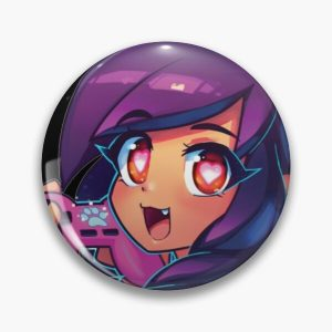 aphmau youtube merch Pin RB0907 product Offical Aphmau Merch