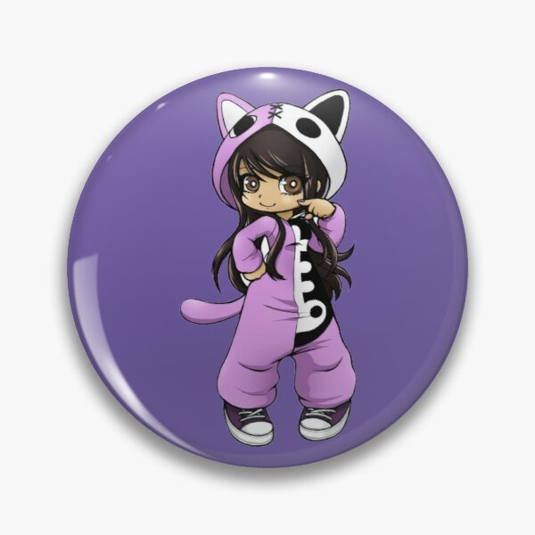 Aphmau Pin RB0907 product Offical Aphmau Merch
