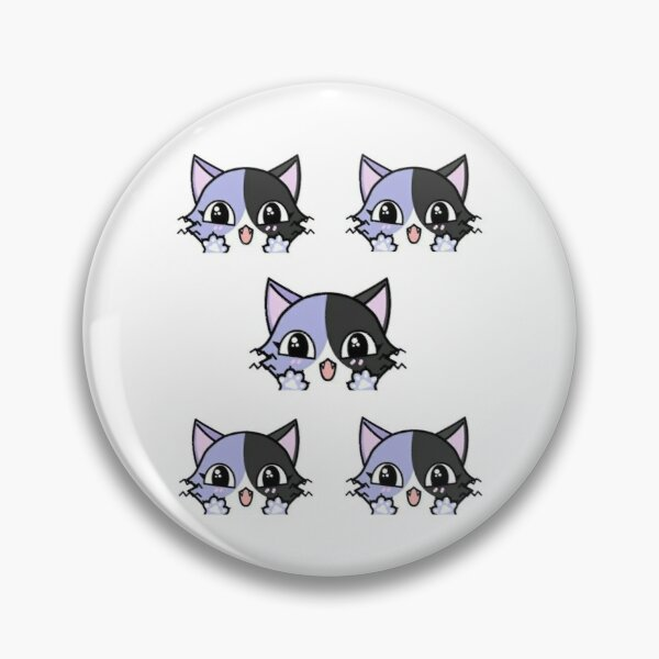 Aphmau Cat Pin RB0907 product Offical Aphmau Merch