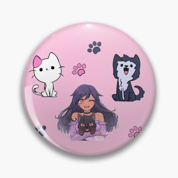 Aphmau Pets Sticker Pack Pin RB0907 product Offical Aphmau Merch